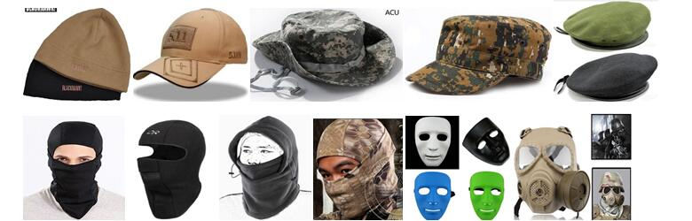 Tactical hats