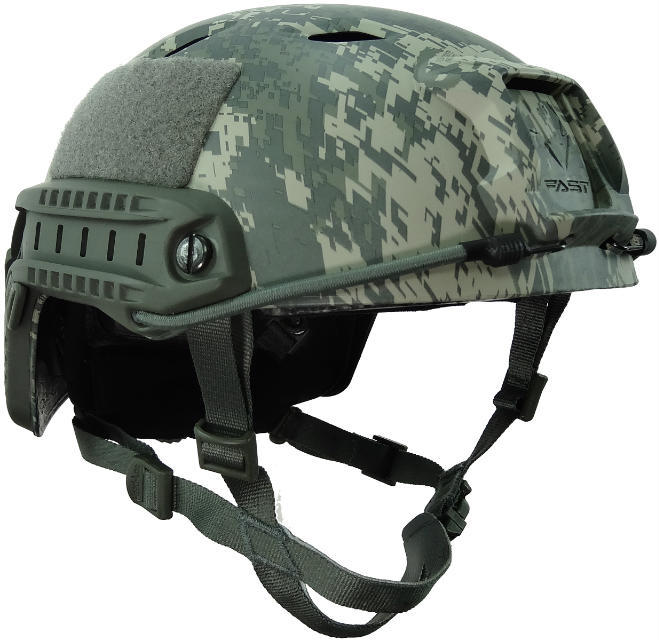 Tactical Helmet  Fast BJ  Version
