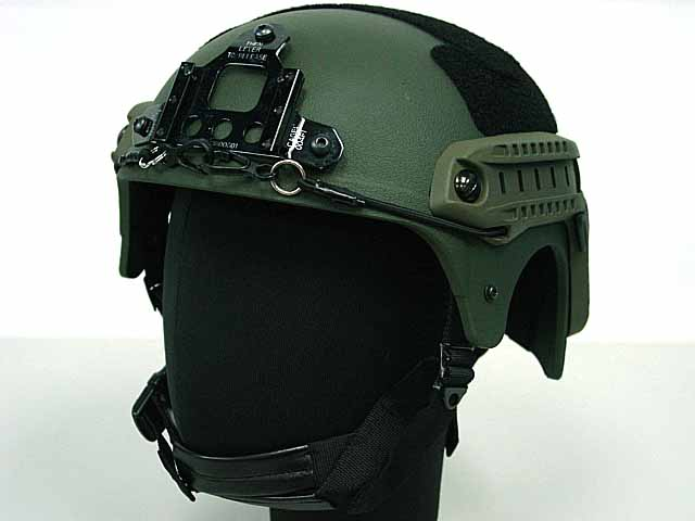 Tactical Helmet IBH Action Version