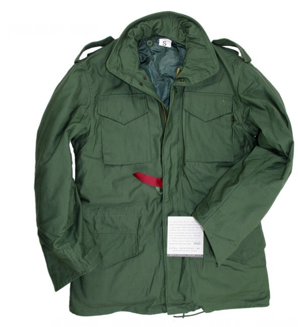 Tactical outdoor M65 jacket
