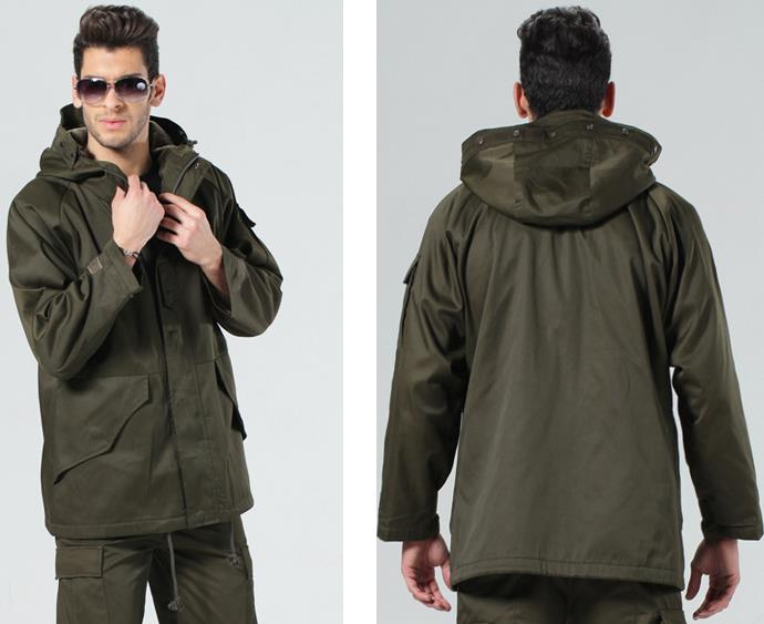 Tactical outdoor G8 waterproof jacket