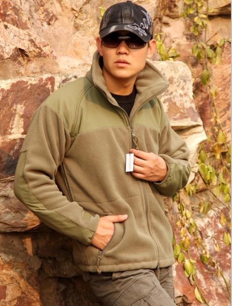 Outdoor jacket fleece  jacket