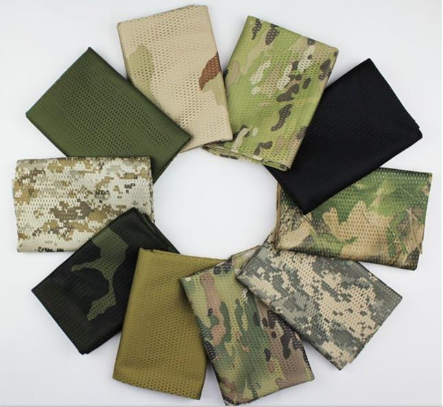 Military scarf,tactical square muffler