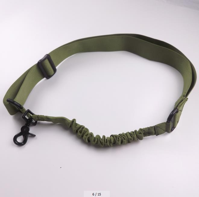 Tactical Nylon single point gun sling
