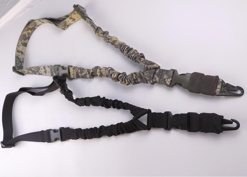 Tactical new style single point gun sling 009