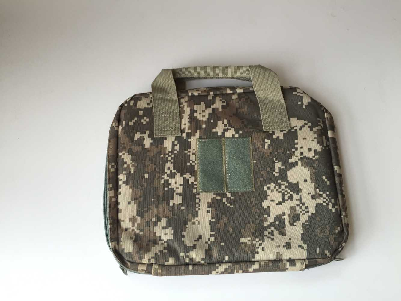 Tactical Nylon Pistol Hand Gun Bag 003