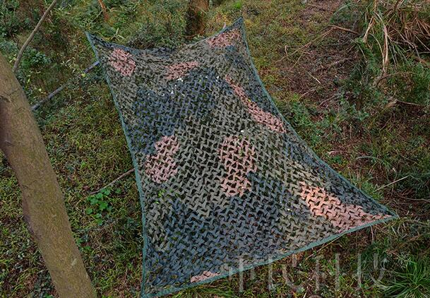 Camo hunting cover tactical net