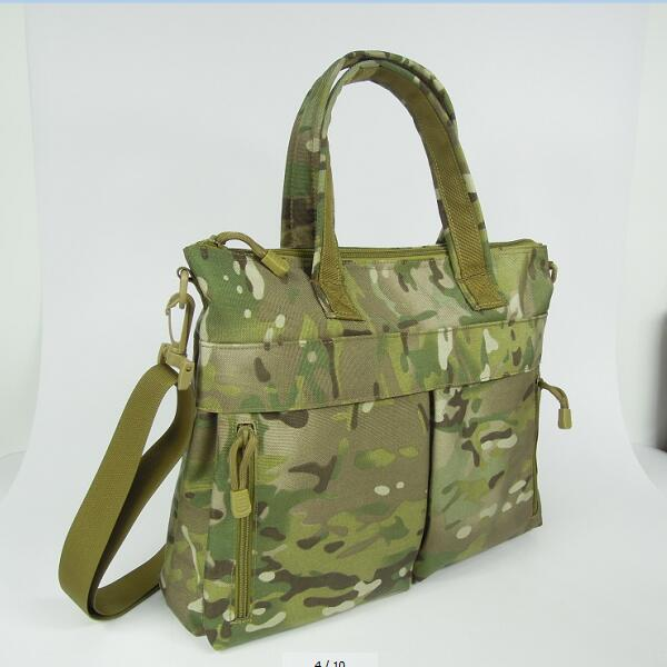 Military Nylon Laptop Bag 001