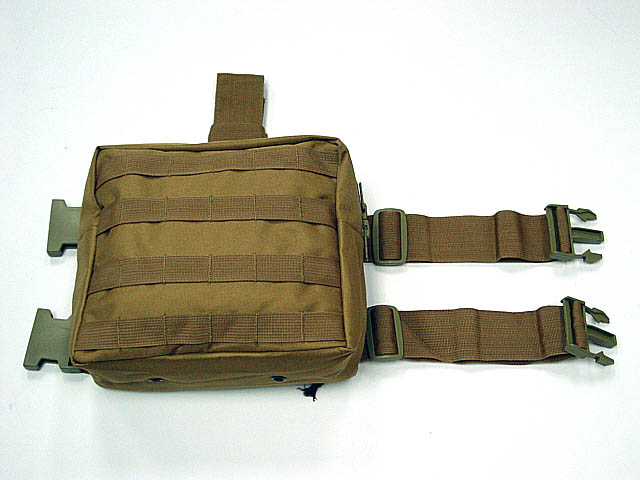 Military Leg Bag Thigh Bag 001