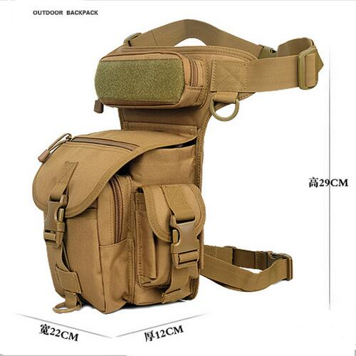 Military Leg Bag Thigh Bag 002