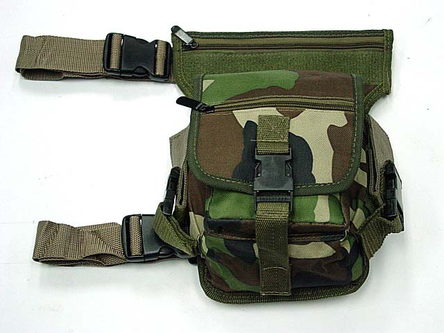 Military Leg Bag Thigh Bag 003