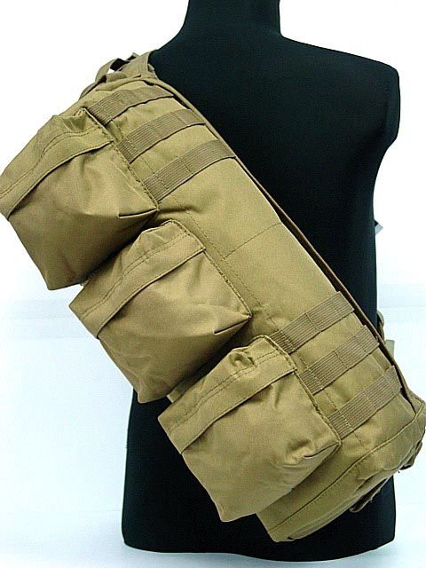 Military Nylon Shoulder Bags 002