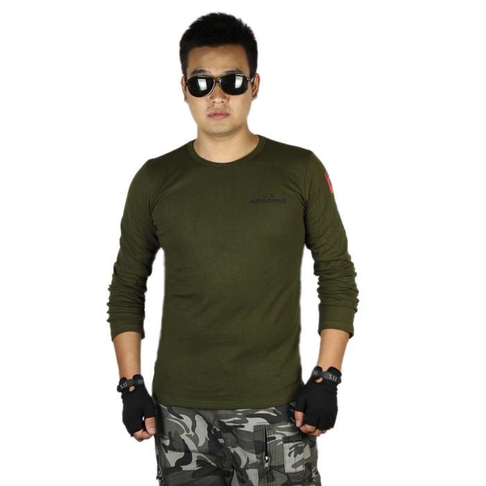 Tactical cotton T shirt US Army