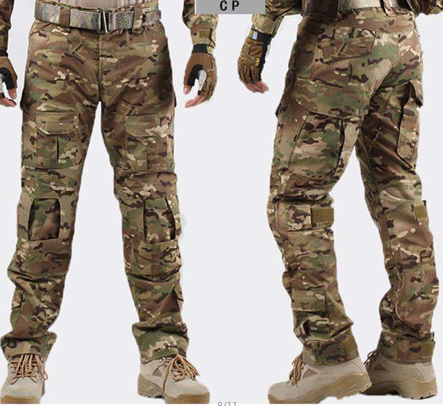 Tactical frog combat pants